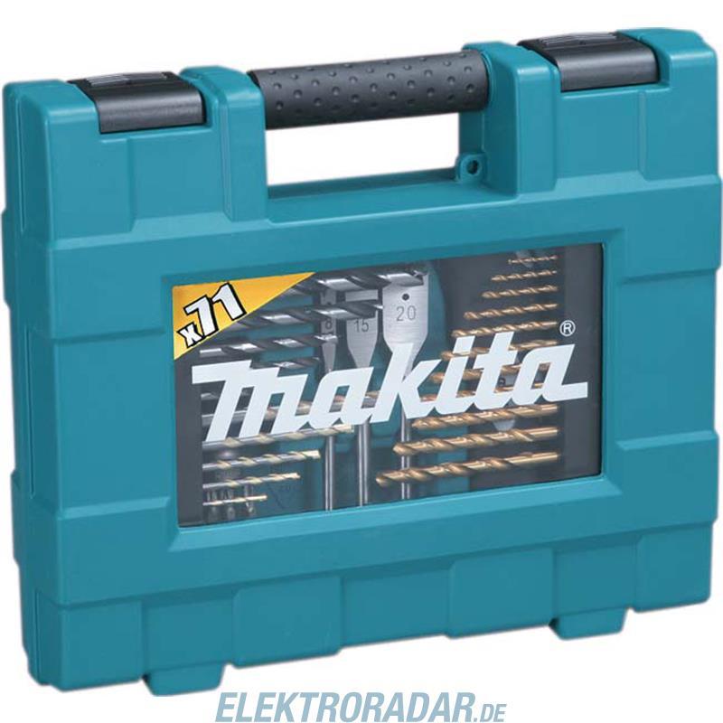 Makita Bit-/Bohrer-Set D-33691