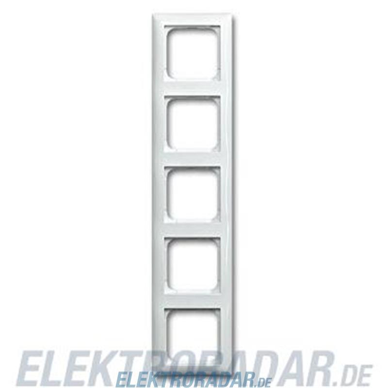 Busch-Jaeger 5fach Rahmen 1725-914 1725-0-1562