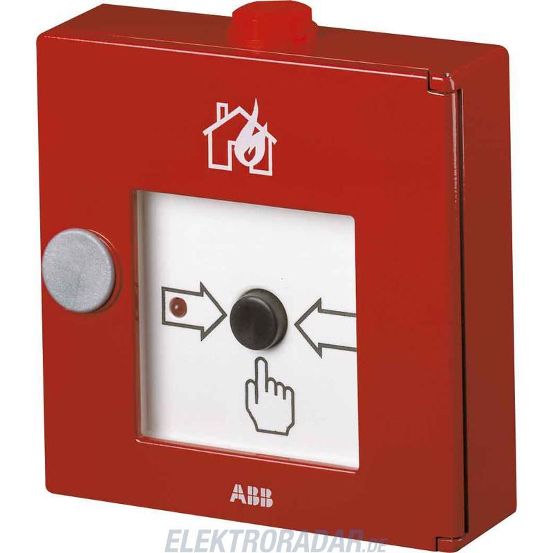 ABB Stotz S&J Handfeuermelder HFM GHV9010104V0011