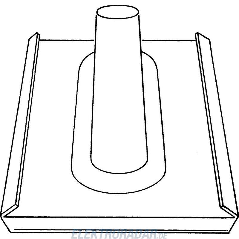 Triax Standrohrdurchführung DAB 52-3 N 140394