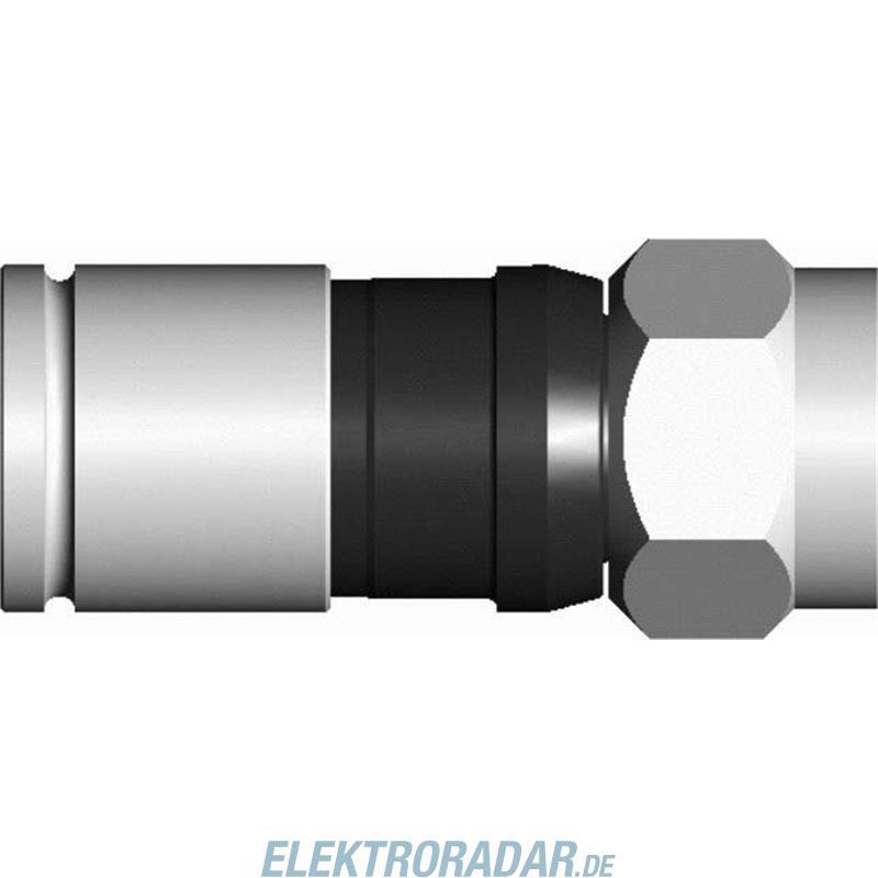 Triax F-Kompressionsstecker EX 6/51 350097