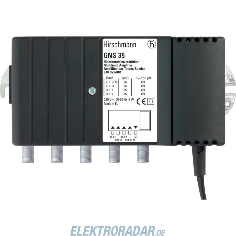 Triax Mehrbereichsverstärker GNS 20 339120