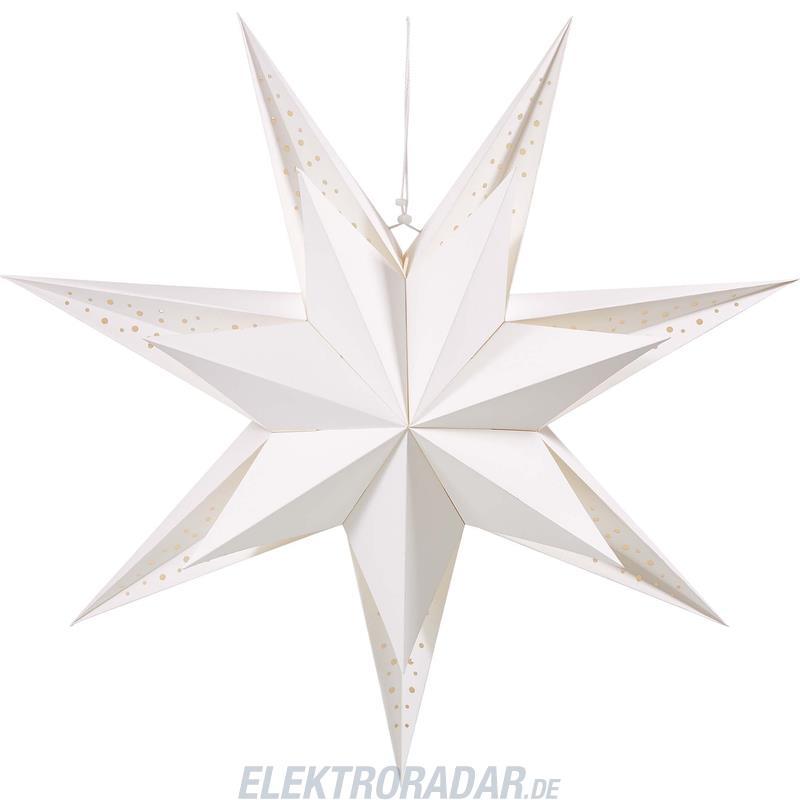 Hellum LED-Papierstern 578027