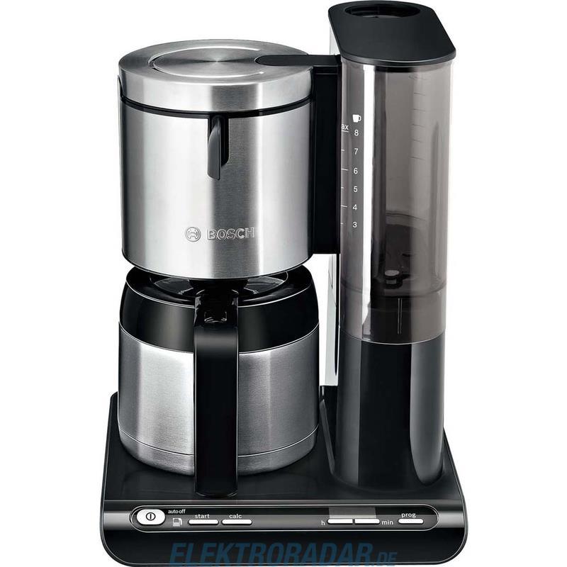 Bosch Bosch Thermo-Kaffee-Automat TKA 8653 sw TKA8653
