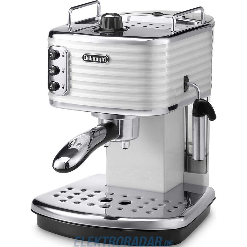 delonghi siebtr ger espressoautomat ecz 351 w ws. Black Bedroom Furniture Sets. Home Design Ideas