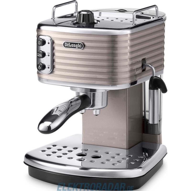 delonghi siebtr ger espressoautomat ecz 351 bg beige. Black Bedroom Furniture Sets. Home Design Ideas