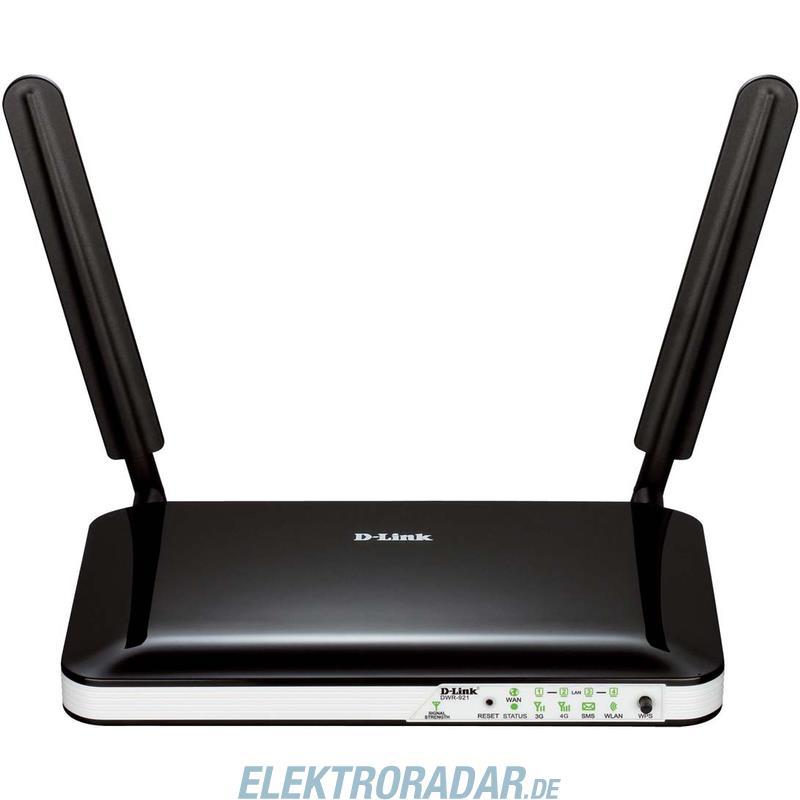 DLink Deutschland LTE Router 4G DWR-921/E