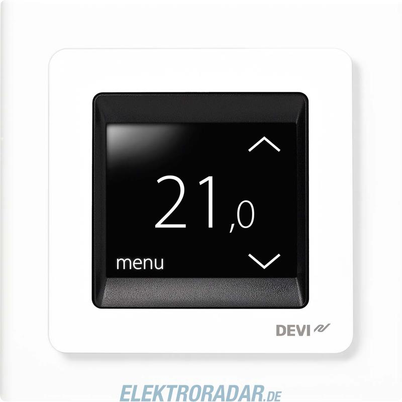 devi uhren thermostat up devireg touch m rahm. Black Bedroom Furniture Sets. Home Design Ideas