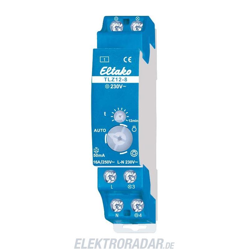 Eltako Treppenlichtzeitschalter TLZ12-8