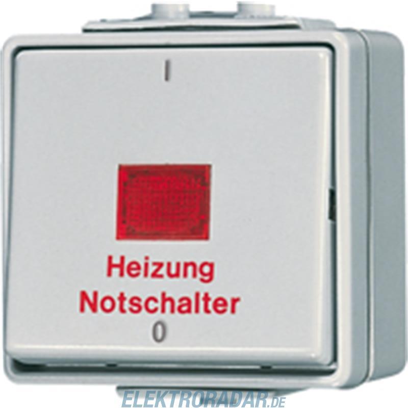 Jung Heizung Notschalter 602 HW 602HW