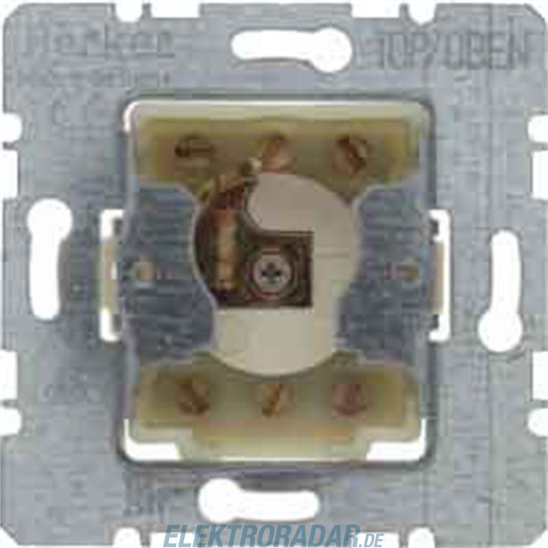 Berker Schlüsselschalter 2-pol. 382210