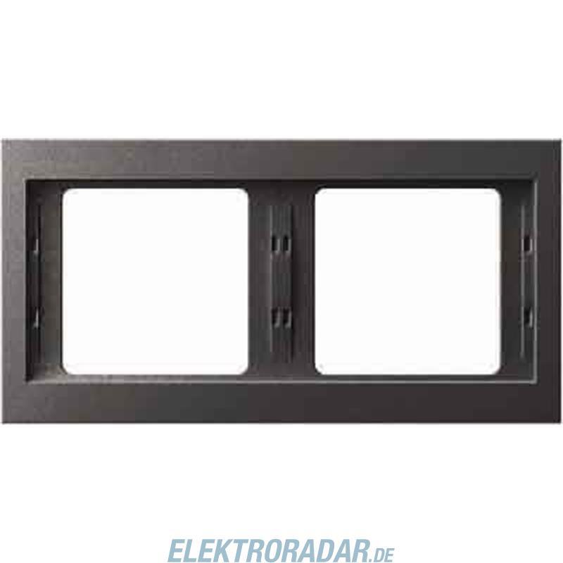 Berker Rahmen K.1 2fach waagerec. 13637006