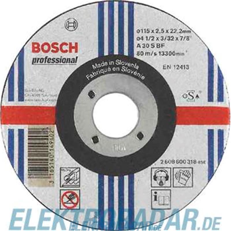 Bosch Trennscheibe 2 608 600 324 2608600324