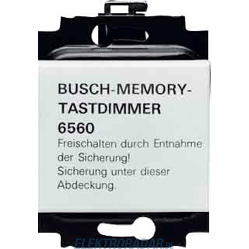 busch jaeger memory tastdimmer 6560 101. Black Bedroom Furniture Sets. Home Design Ideas