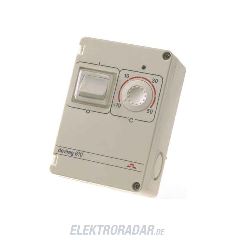 Devi Thermostat devireg 610 140F1080