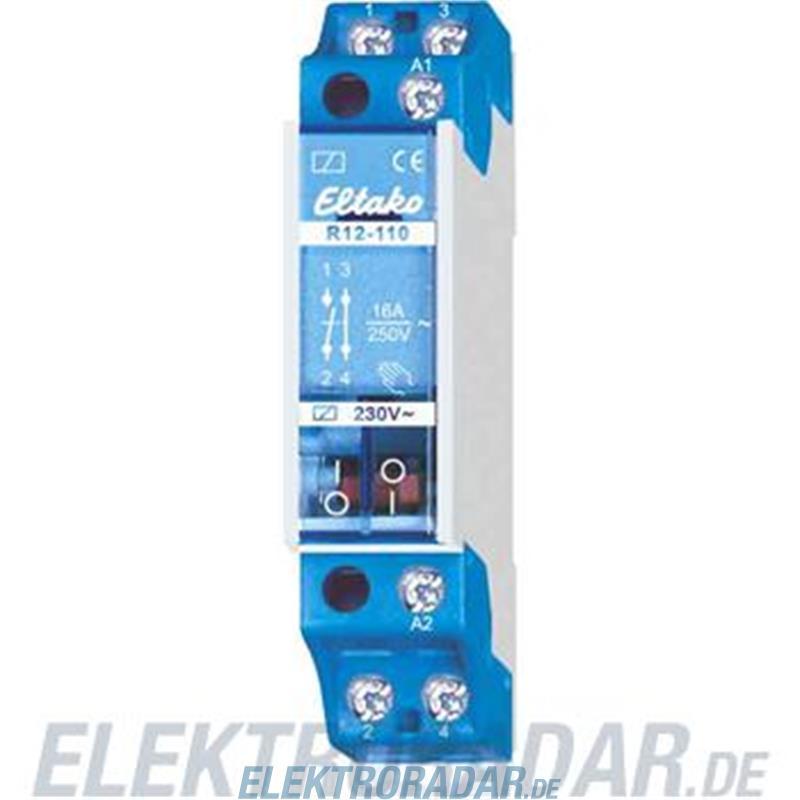 Eltako Schaltrelais f.Reihen-EB R12-110-230V