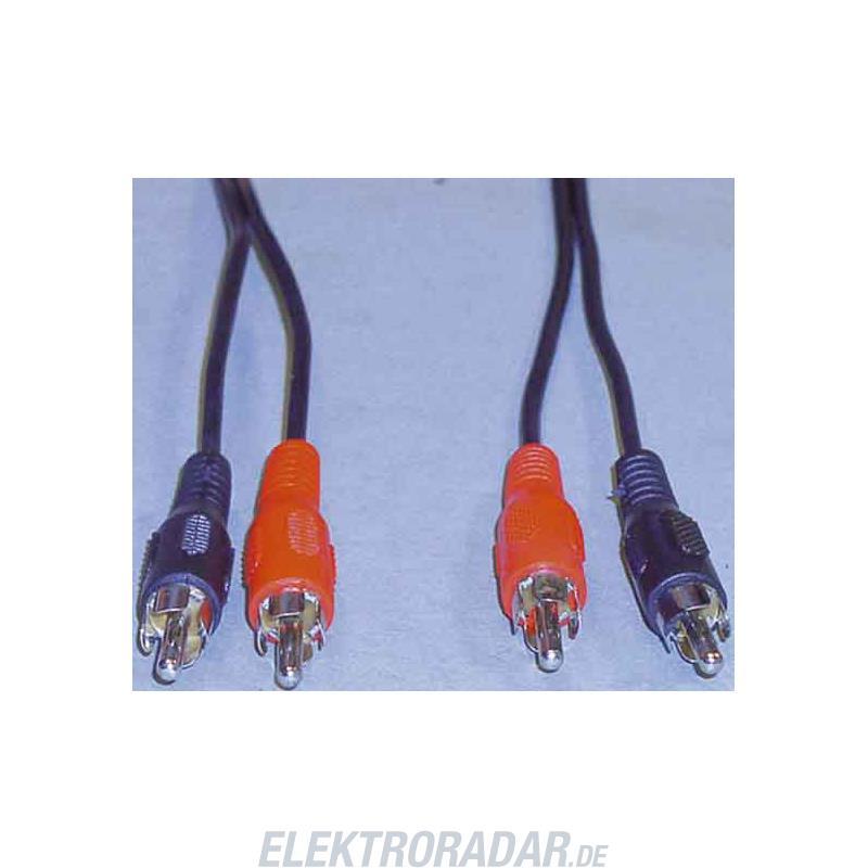 E+P Elektrik Cinch-Anschlusskabel B 33/5