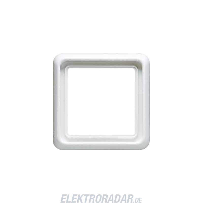Jung CD 581 WU Rahmen 1-fach cremeweiß