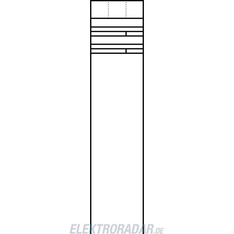 siedle s hne raumspar briefkasten rg sr 611 2 1 w. Black Bedroom Furniture Sets. Home Design Ideas