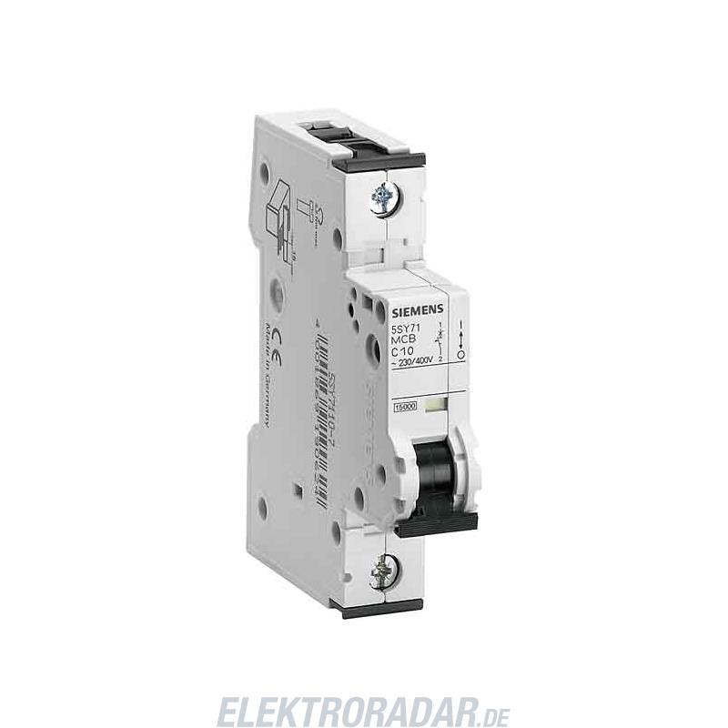 Siemens ls schalter 5sy6116 6 for Siemens einbauger te