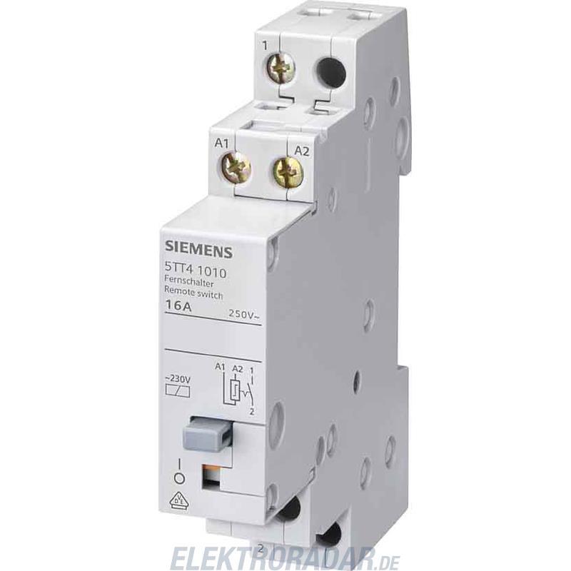 Siemens fernschalter 5tt41010 for Siemens einbauger te