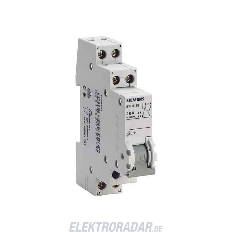 Siemens wechselschalter 5te8161 for Siemens einbauger te