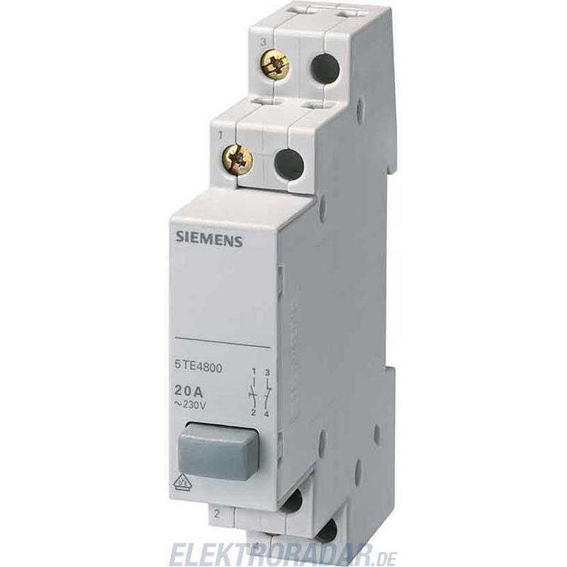 Siemens taster 5te4811 for Siemens einbauger te