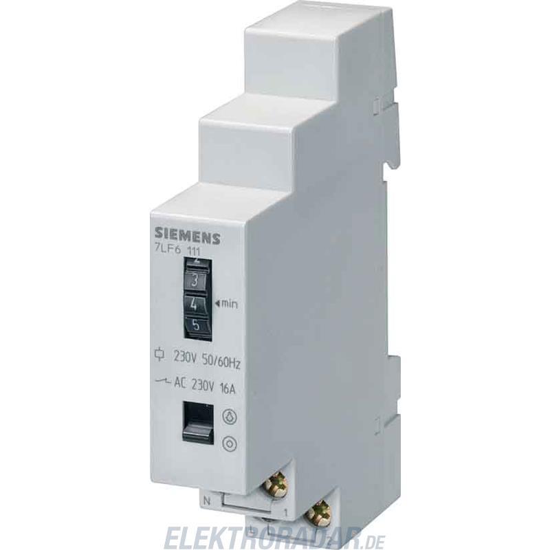 Siemens zeitschalter 7lf6111 for Siemens einbauger te