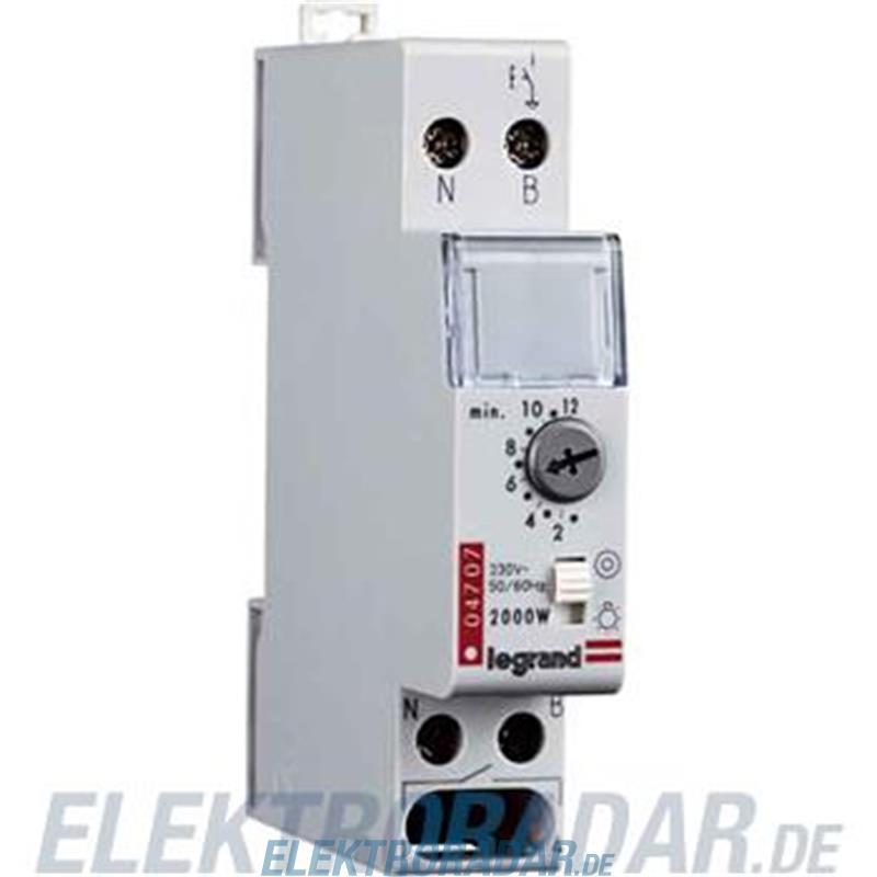 Legrand BTicino Treppenlichtautomat Rex800Plus/04707