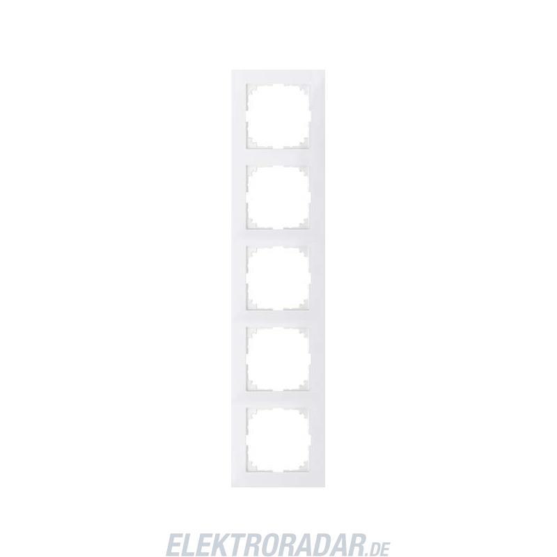 Merten Rahmen 5fach MEG4050-3619