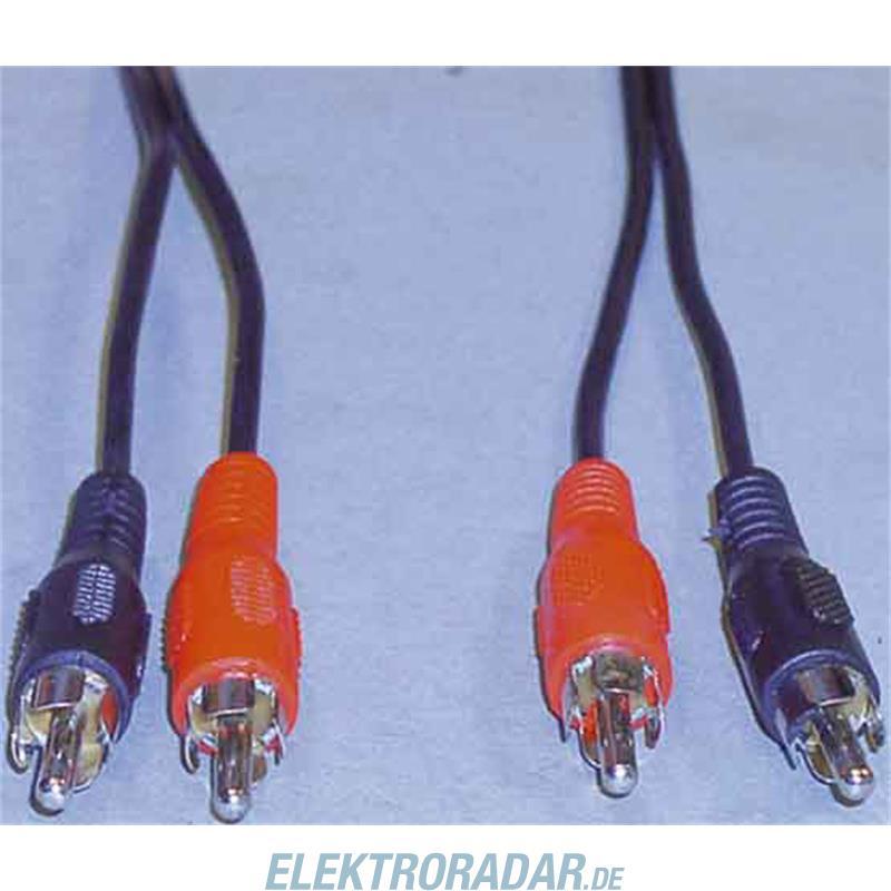 E+P Elektrik Cinch-Anschlusskabel B 33/10