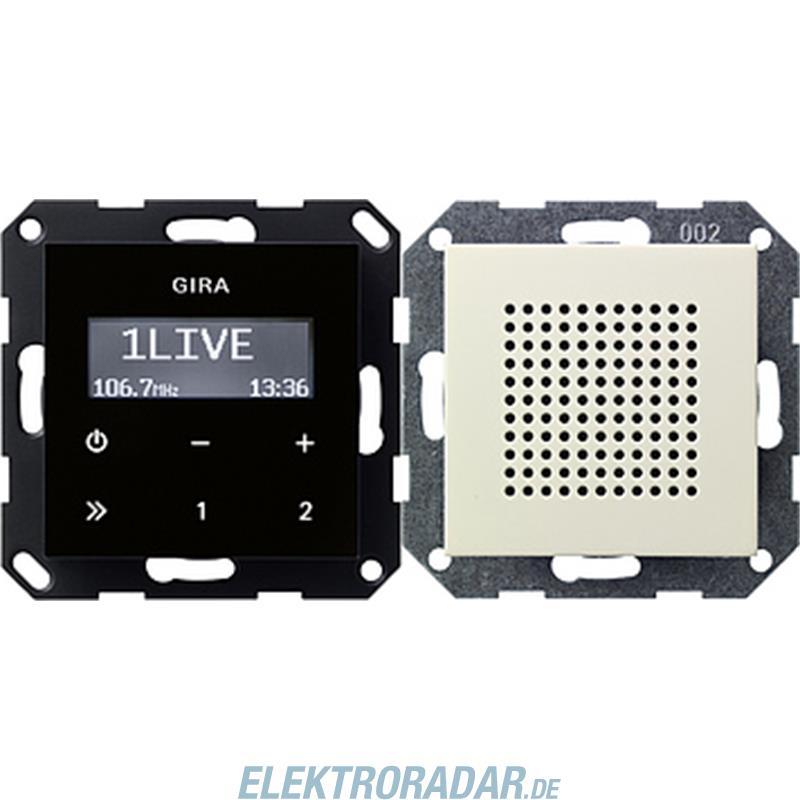 Gira Unterputz-Radio RDS 228001