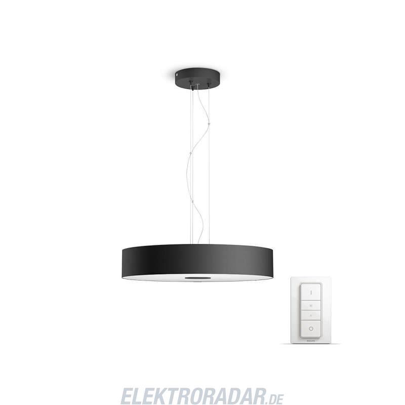 philips hue fair led pendelleuchte schwarz 40339 30 p7. Black Bedroom Furniture Sets. Home Design Ideas