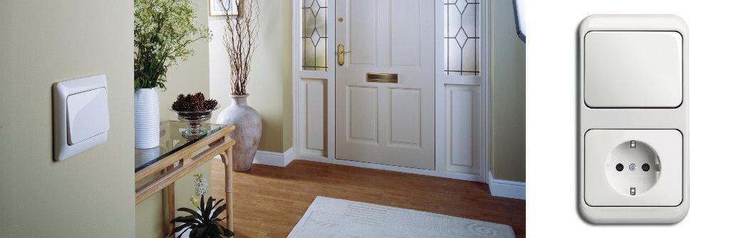 busch jaeger alpha nea. Black Bedroom Furniture Sets. Home Design Ideas