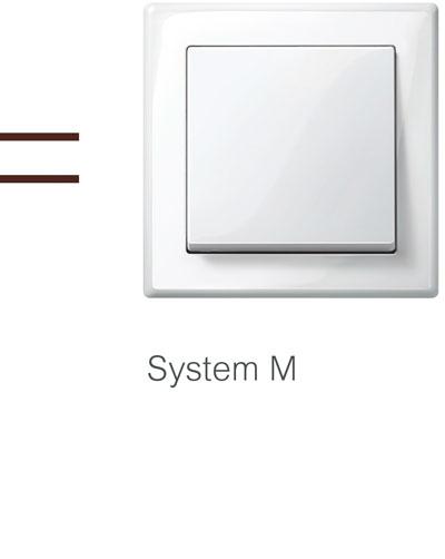 Merten System M