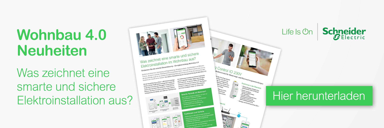 Download Neuheiten Energieverteilung Wohnbau 4.0