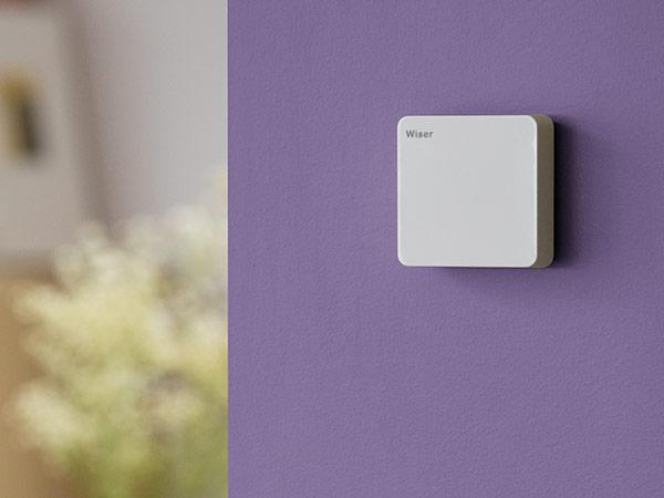 Wiser™ Temperatursensor und Luftfeuchtigkeitssensor